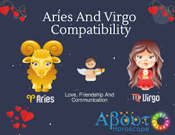 Virgo And Aries Compatibility Chart Aries And Virgo Compatibility Love Friendship