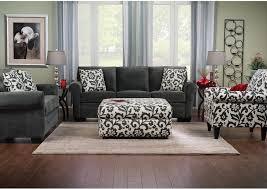 The Brick Living Room Furniture Designed2b Dov Chenille Sofa Charcoal The Brick Future House