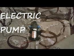 Electric pump <b>DC 12v</b> Ebay 15$ <b>5.5 L/min</b> water oil gas diesel ...
