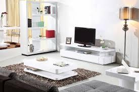 coffee table high gloss white widescreen tv unit white coffee tables and end tables