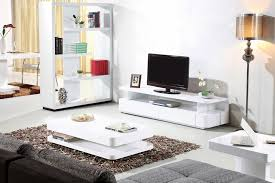coffee table high gloss white widescreen tv unit white coffee tables and end tables