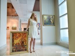 Выпускники художественной школы защитили дипломные работы  14 06 2016 Бобруйск Защита дипломных работ выпускников детской школы изобразительных искусств им
