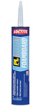 Foamboard Adhesive PL 300 VOC