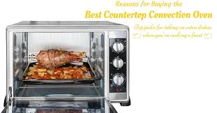 what is a countertop convection oven