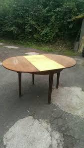 Super Runder Tisch Zum Aufklappen In 36433 Moorgrund For 4000 For
