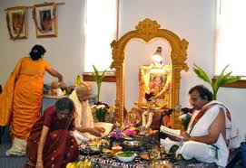 Image result for images of satyanarayana swamy vratham