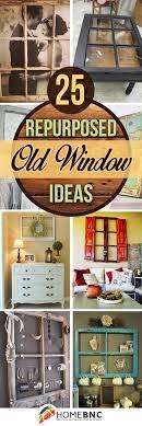 homemade furniture ideas. 25 repurposed old window ideas to add charm your home homemade furnitureshelving furniture