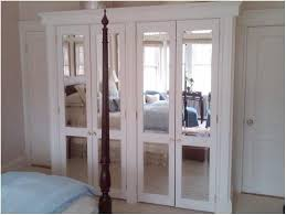 mirrored french closet doors for bedroom architecture mirrored french closet doors