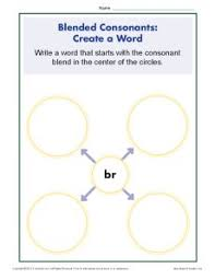 Check out our collection of consonant blend worksheets for kids. Consonant Blends Worksheets Br Phonics Worksheets