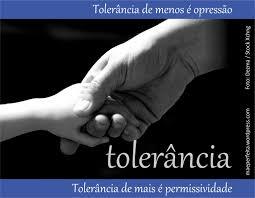 Resultado de imagem para tolerancia