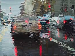 suspension 2007 oil on canvas by talented artist gregory thielker realistic oil paintings of