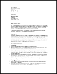sample loan proposal template