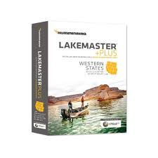 Lakemaster Charts Humminbird Lakemaster Plus Western States Edition Digital Gps Lake And Aerial Maps Micro Sd Card Version 1