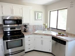 Really Small Kitchen 36 Images Charming Corner Sink In Small Kitchen Inspire Ambitoco