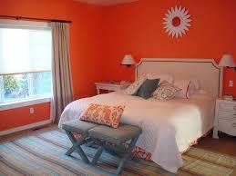 Orange Bedroom Curtains Orange Curtains Bedroom