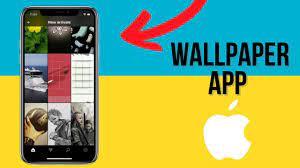 Wallpaper App for iPhone