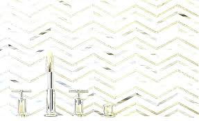 chevron tile pattern fireplace wall wallpaper for home bathroom stand alone bathtub porcelain