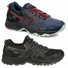 Details About Womens Asics Gel Sonoma 3 Gore Tex Trail Running Shoes Sizes 4 5 To 9