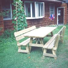 f 8 standard table with 2 benches with backs g 6 standard table with 2 benches no backs h 6 standard picnic table