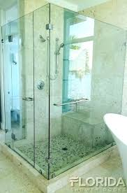 glass shower enclosures cost cool curtains with best doors images original frameless list custom