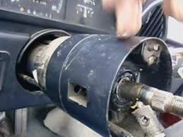 1991 f150 remove steering wheel to replace repair key and tumbler ford f150 shuts off while driving at Diagram Of 1986 Ford F 150 Truck Automatic
