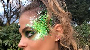 festival glitter how to apply and remove glitter like a total pro glamour uk