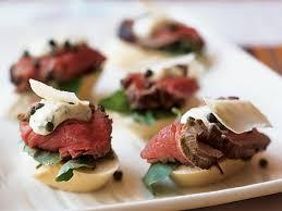 Cooking Light Seared Sliced Beef Sirloin 14 Oz Seared Beef Tenderloin Mini Sandwiches Mustard Horseradish