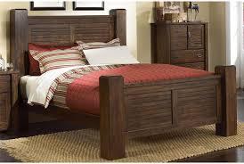 Master Bedroom Suite Furniture Canyon Queen Poster Bed Poster Beds Beds And Queen