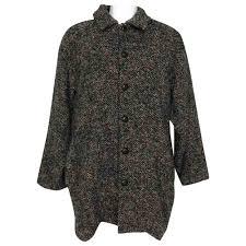 Eskandar Fashion Designer Wool Coat Eskandar Multicolour Size 1 In Wool 8367945