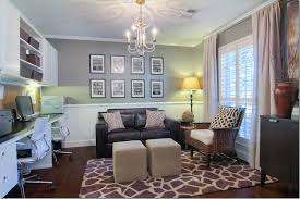dining room and office.  dining a great way to turn typical formal dining room in the front right of  entry ranch style home into home officestudy living room for dining and office