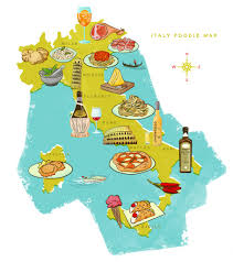 italy food map   italian foods and drinks you have to try