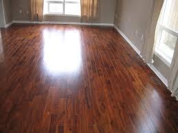 bamboo hardwood floor installation