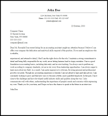 Sample Assistant Cover Letters Art Galleries In Sample Accounting