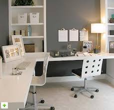 Inexpensive office desks Homemade Cute And Inexpensive Office Solution When Space Is Tight Cute And Inexpensive Office Solution When Space Is Tight Apartment