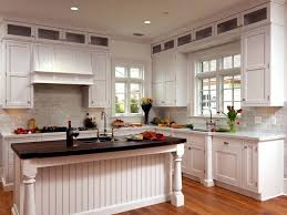 Adding Beadboard To Your Kitchen Island In Our Spare Times For