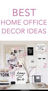 female office decor. The Best Office Decor Ideas For Girls, Bloggers And Female Entrepreneurs Who Run Their Business