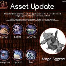 Will Aggron Be The Secret Mega Raid This Month In Pokémon GO?