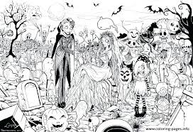 Free Printable Halloween Coloring Pages Free Coloring Pages To Print