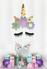 unicorn party unicorn birthday decorations unicorn flower gallery photo gallery photo