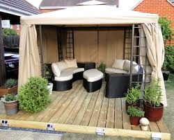 Small Picture Small Garden Designs With Decking Home Furniture Design