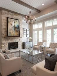 family room furniture layout. living room with bead board ceiling natural stone fireplace french doors wood beams family furniture layout