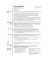 Good Resume Format New Download Sample Resume Format Best It Templates 48