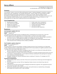 Supply Chain Manager Resume Objective Yupar Magdalene