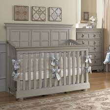 grey furniture nursery. Large Rustic Nursery Furniture Grey B