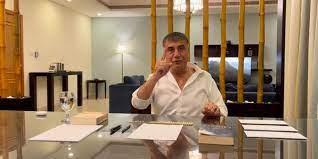 Sedat Peker Suskunluğunu Bozdu! Mehmet Ağar ve Pelikancılar Yaptı! Dünyayı  Yakacağım!