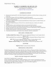 Nurse Practitioner Resume Examples Luxury Nurse Practitioner Resume