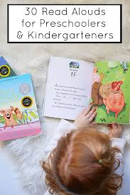 chapter books to aloud to preschoolers everyday reading 30 really great aloud books for preschoolers these easy chapter books are perfect for