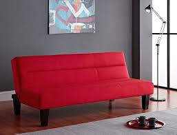 Decorative Red Sleeper Sofa Living lancorpinfo