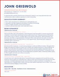 Sample Insurance Assistant Resume Sample Insurance Assistant Resume Elegant Awesome Administrative 4