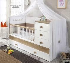<b>Cilek</b> Natura <b>Baby</b> кроватка трансформер с выдвижным ...